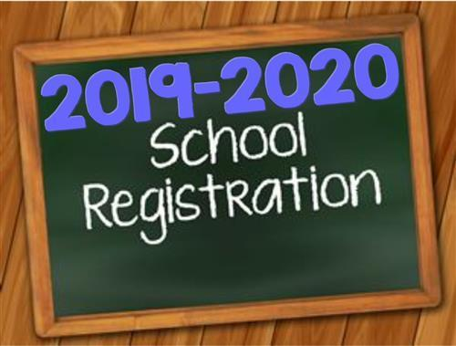 Registration - High School Office Open August 20